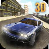 Car Simulator 3D icon