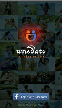 umeDate screenshot 1