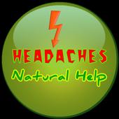 Headaches Natural Help icon