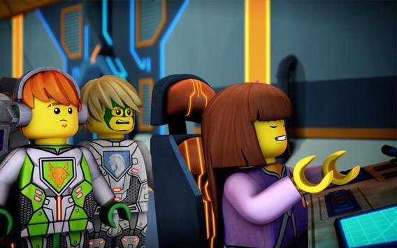 Top LEGO NEXO KNIGHTS Guide apk screenshot