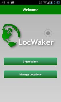 LocWaker poster