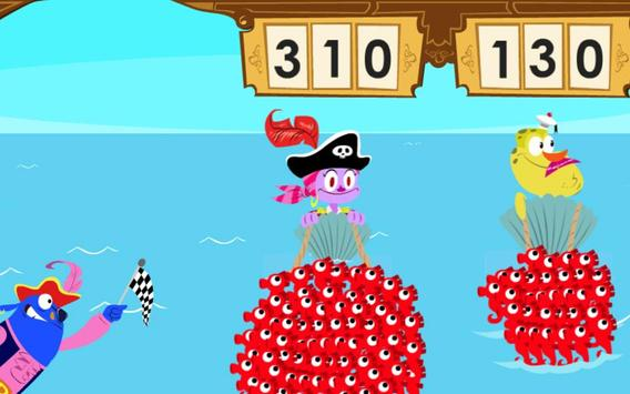 Umigo: Spin for Treasure Game screenshot 3