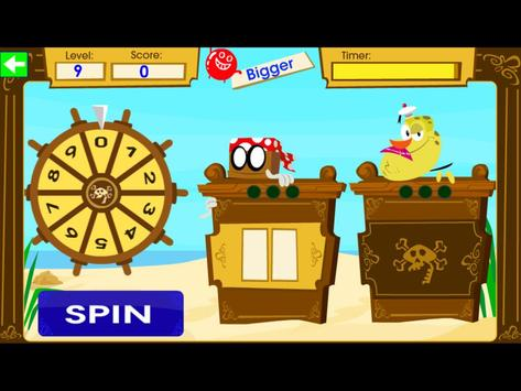 Umigo: Spin for Treasure Game screenshot 13