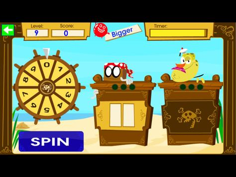 Umigo: Spin for Treasure Game screenshot 9