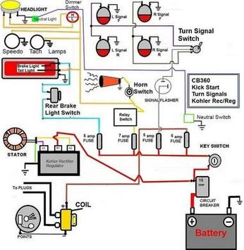 Car Wiring Diagram apk screenshot