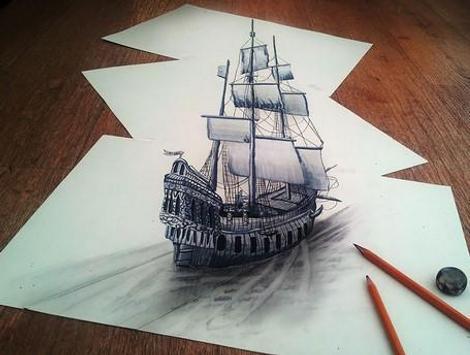 DIY 3D Drawing ideas screenshot 4