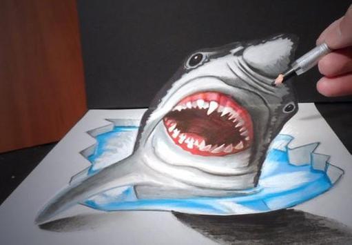 DIY 3D Drawing ideas screenshot 5
