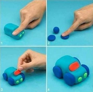 DIY Clay art step by step screenshot 5