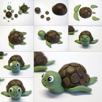 DIY Clay art step by step screenshot 1