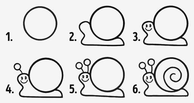 How to draw animals screenshot 4