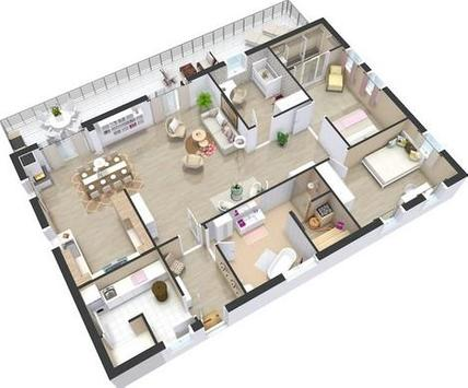 House Plan 3D Design screenshot 4