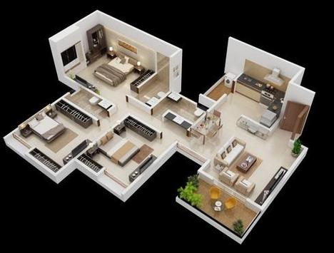 House Plan 3D Design screenshot 3