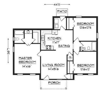 House plan design ideas screenshot 4