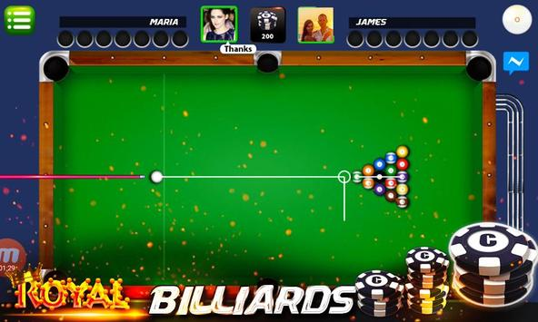 Royal Billiards - 8 Ball Pool screenshot 6