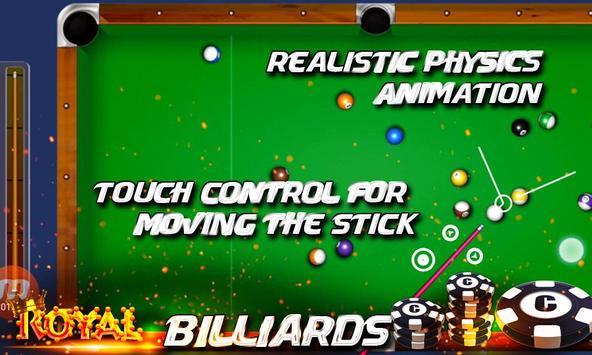Royal Billiards - 8 Ball Pool screenshot 7