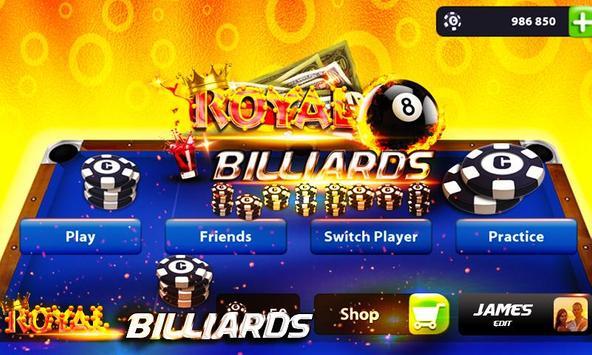 Royal Billiards - 8 Ball Pool screenshot 9