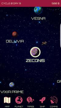 Cosmic Trader screenshot 1