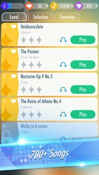 音楽ピアノタイル2 スクリーンショット 1