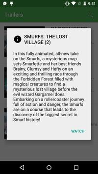 Hollywood Trailers screenshot 2