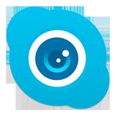Caméra pour Skype icon