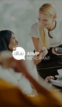 AllUP™ Merchant poster