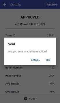 U PAYm™ EMV apk screenshot