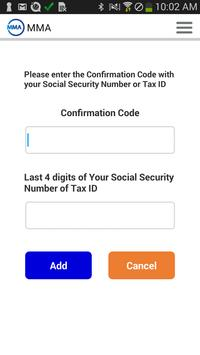 Mobile Merchant Application screenshot 1