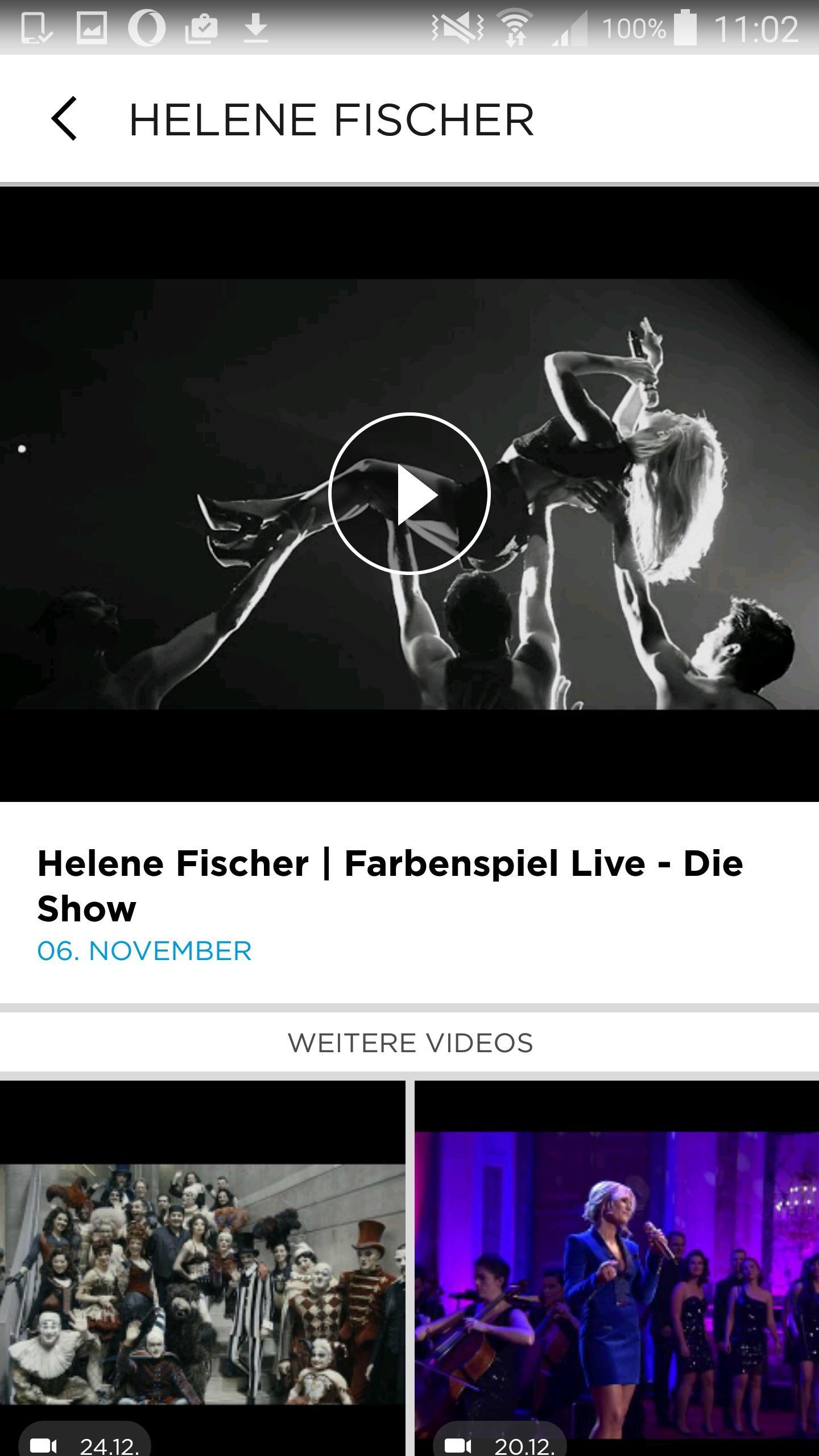 Helene Fischer For Android Apk Download