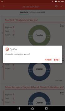 Hızlı Anket Demo apk screenshot