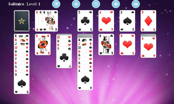 Klondike Solitaire Free poster