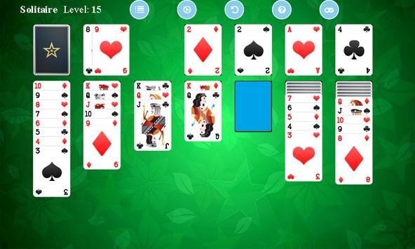 Klondike Solitaire Free apk screenshot