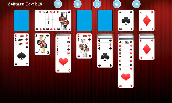 Klondike Solitaire Free apk screenshot