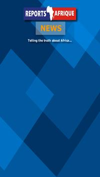 Reports Afrique poster