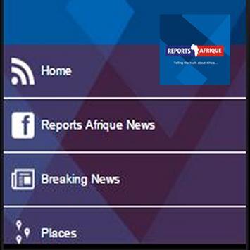 Reports Afrique screenshot 2