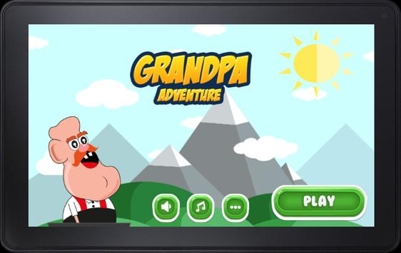 Grandpa Adventure apk screenshot