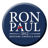 Ron Paul 2012 Election icon