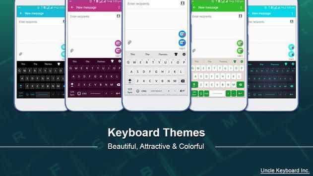 لوحة مفاتيح عربية 2018أرابيك تيبينغ لوحة المفاتيح تصوير الشاشة 9