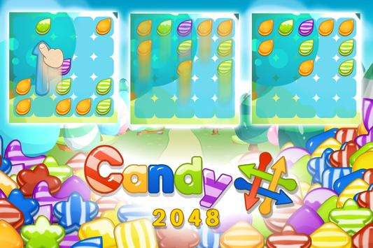 Candy# 2048 screenshot 1