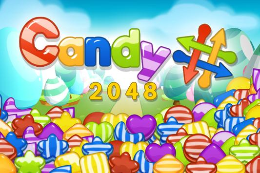 Candy# 2048 screenshot 3