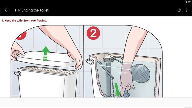 Unclog a Toilet screenshot 1