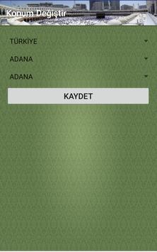 Adhan Times screenshot 5