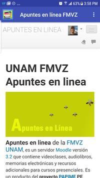 Apuntes en línea FMVZ screenshot 2