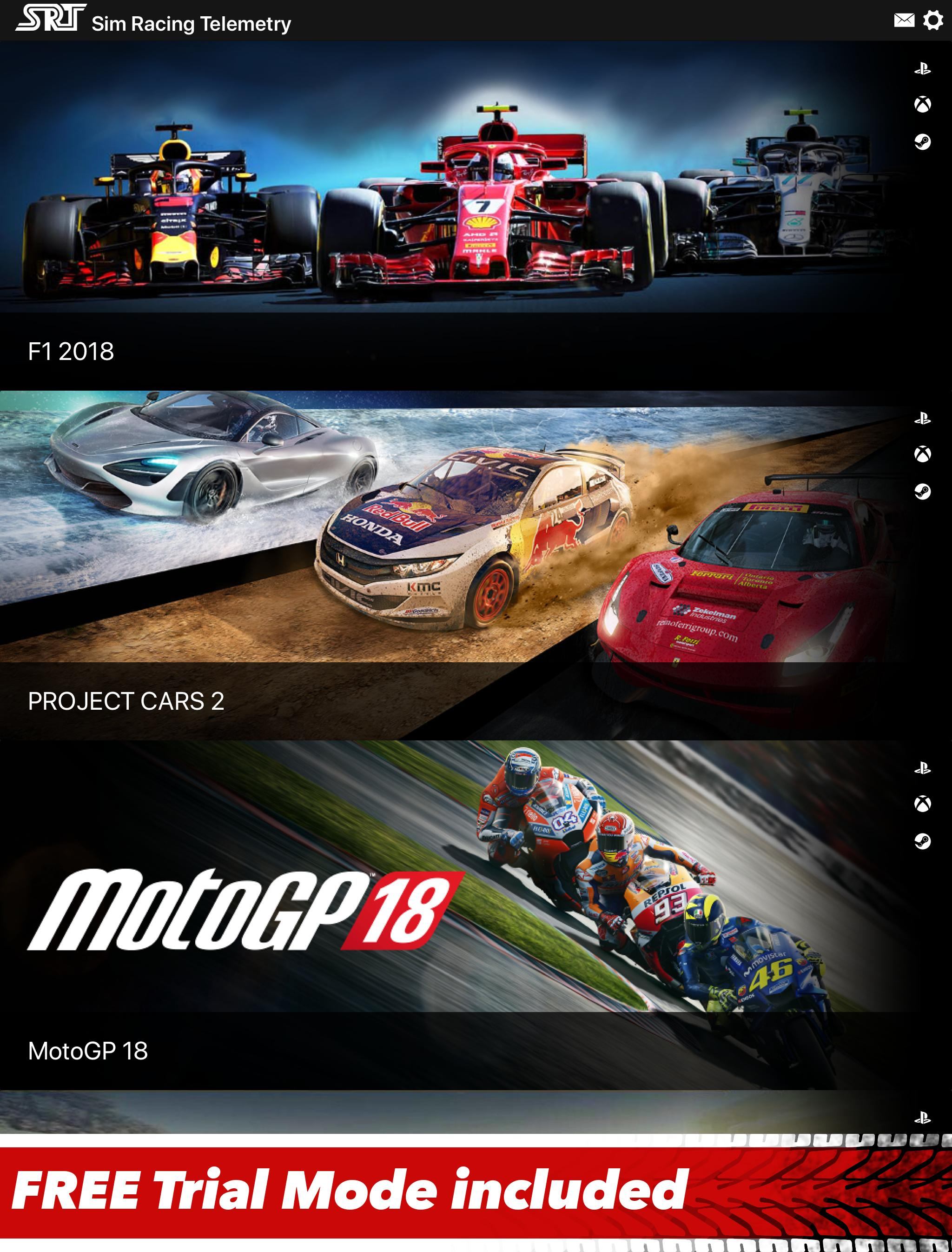 Sim Racing Telemetry for Android - APK Download