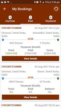 UNANU Logistics apk screenshot