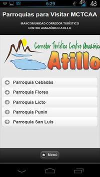 Turismo MCTCAA Atillo apk screenshot