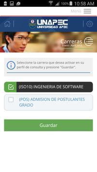UNAPEC Virtual Estudiantes screenshot 3