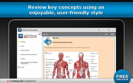 Anatomy & Physiology Made Easy APK Download - Free Medical APP for ...