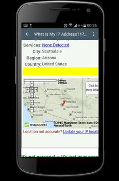 Unblock Sites screenshot 3