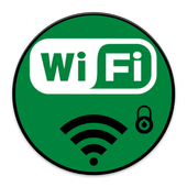 WIFI PASSWORD (WEP-WPA-WPA2) icon