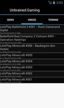 Unbrained.Gaming apk screenshot